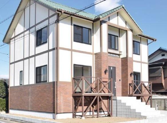 中古戸建 前橋市上泉町 48坪の広い間取りの家です。