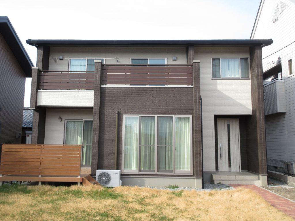 中古戸建 玉村町角渕 大手メーカー施工のオール電化住宅です。