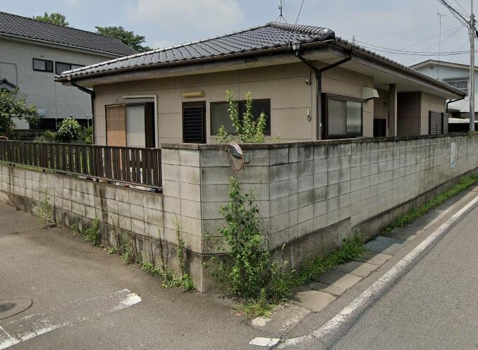 中古戸建 伊勢崎市太田町 伊勢崎駅まで約1000m便利な立地です。