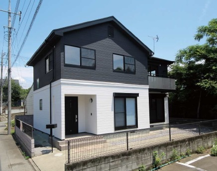 中古戸建 上細井町 閑静な住宅地!駐車スペース2台可能です。